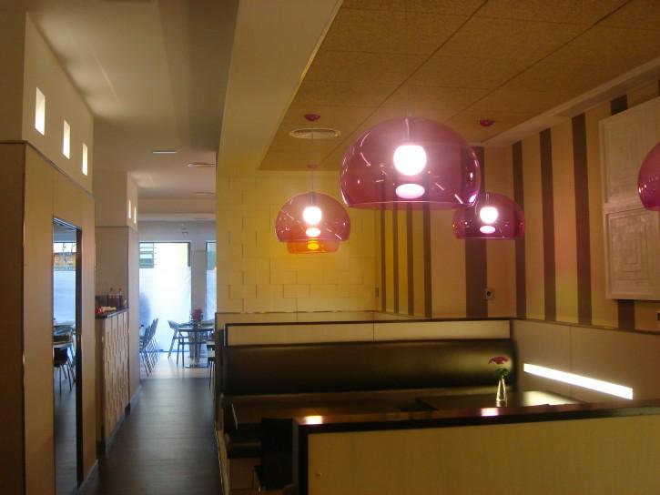 Cafeter a ohlala a os luz - Anos luz castellana ...