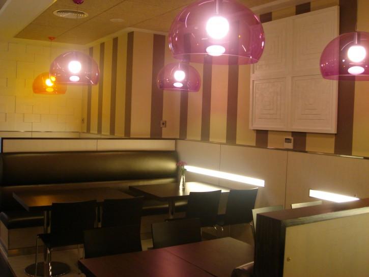Cafeter a ohlala 4 a os luz - Anos luz castellana ...
