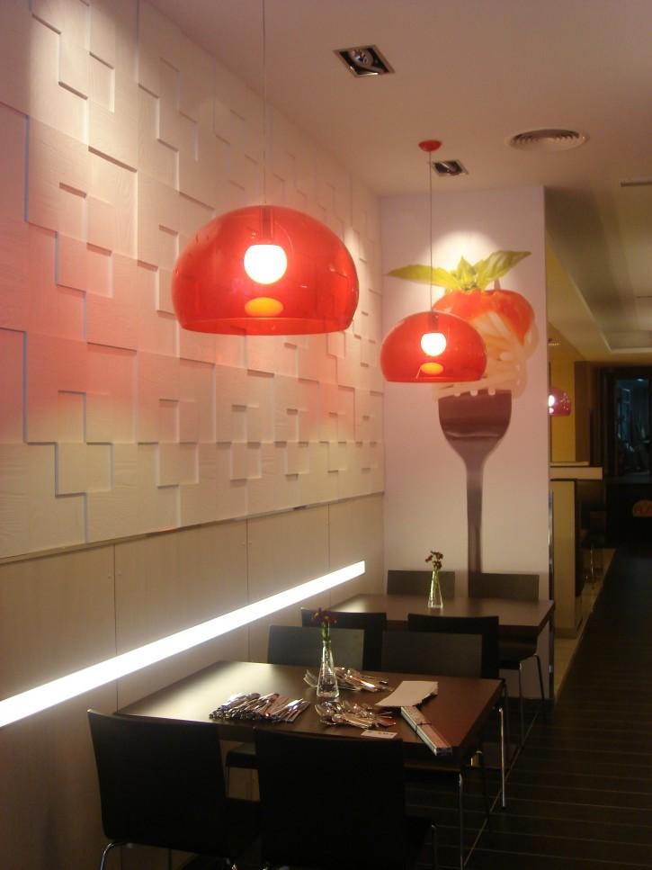 Cafeter a ohlala 5 a os luz - Anos luz castellana ...