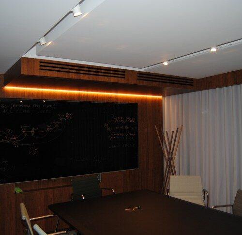 Oficinas Prointec - Sala de reuniones