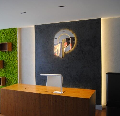 Oficinas Prointec - Slim Sobremesa
