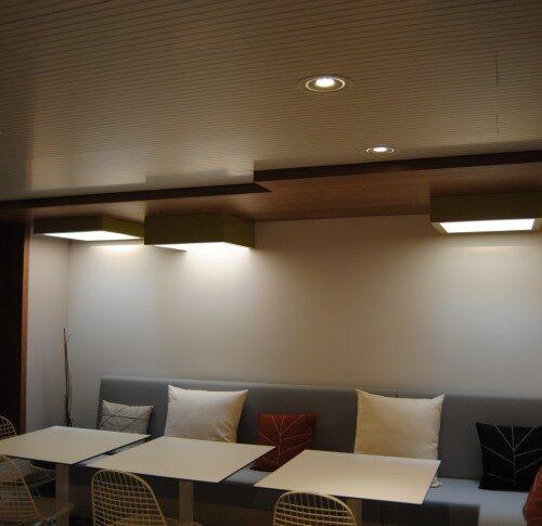 Oficinas Prointec - Zonas de estar